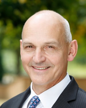 Vice-Chancellor Professor Quintin McKellar