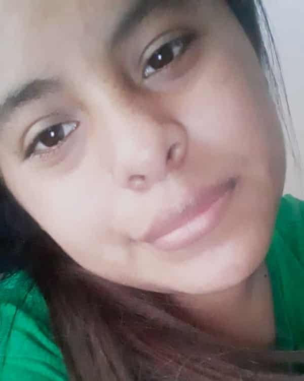 Judith Machaca. The student's body was found at the bottom of a well two months after she went missing