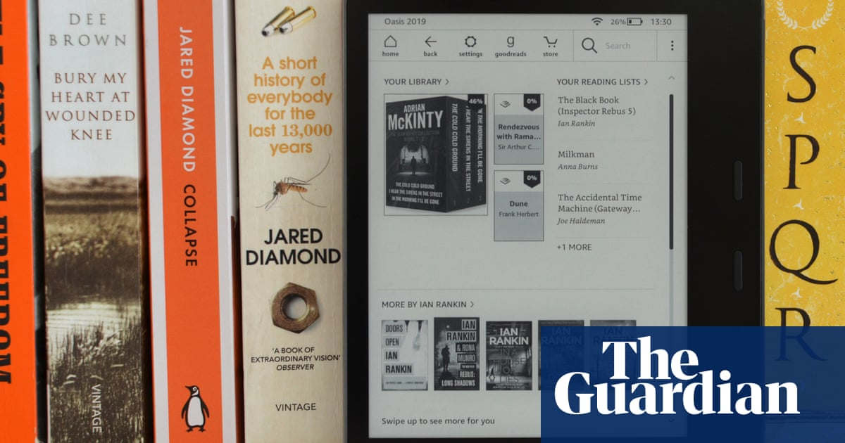 Amazon.com and Big Five publishers accused of ebook price-fixing