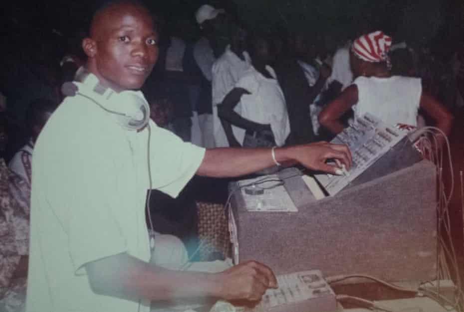 DJ Diaki … depth, at incredible pace.