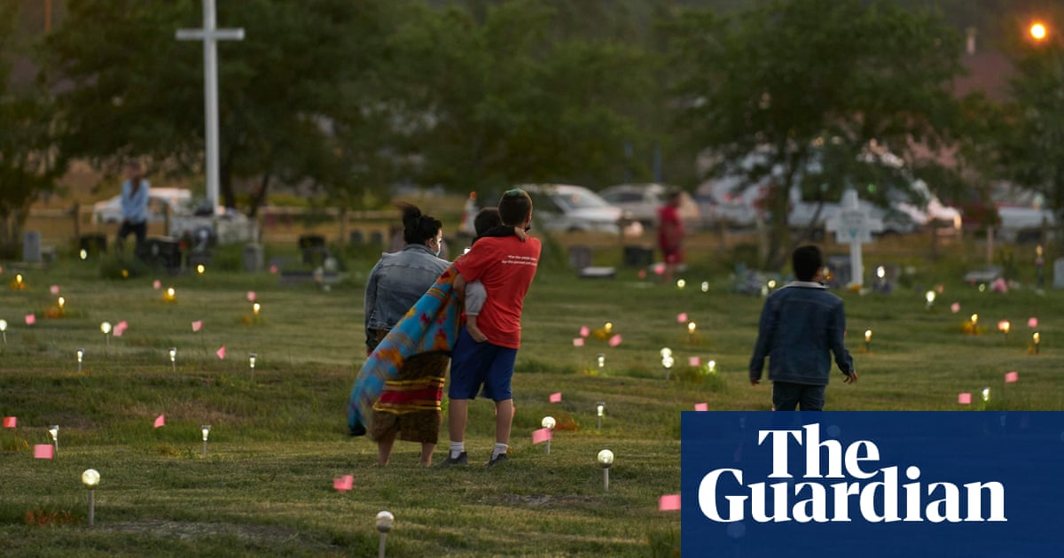 Calls to cancel Canada Day after graves found: 'Indigenous people paid with their lives'