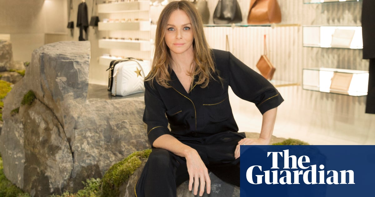 e69b9b34f3 Stella McCartney to launch UN charter for sustainable fashion ...