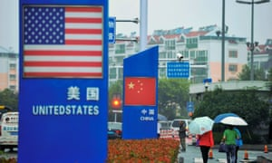 New tariffs take effect as China accuses US of 'economic