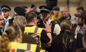 Brexit opponents clash