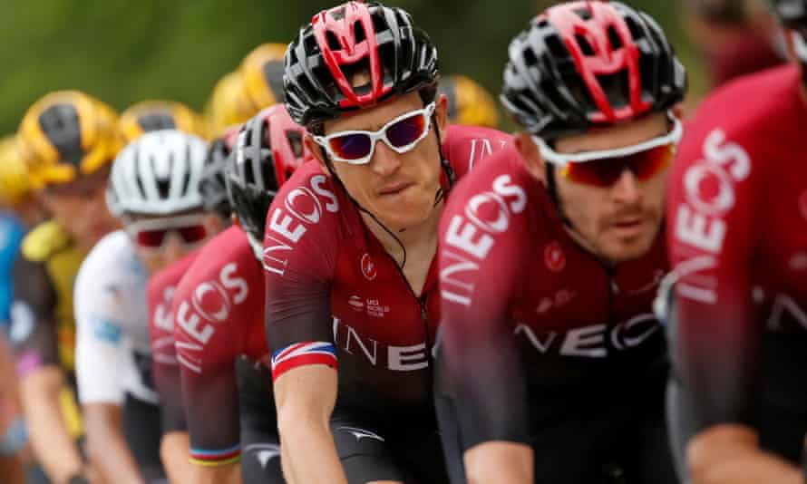 Geraint Thomas feels he 'could have pushed harder' in stage 15 of this year's Tour de France.
