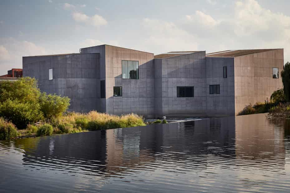 the Hepworth Wakefield is opening the Riverside Gallery Garden this summer
