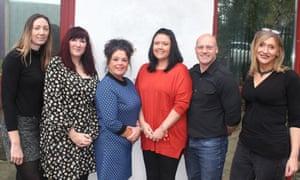 Blue Light team, Blue Light Project, Sandwell Metropolitan Borough Council