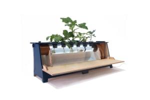 H5 home hydroponics unit