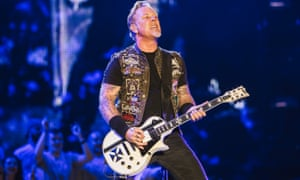 Metallica apologise for cease and desist letter sent to