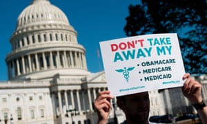 The United States is the only large, highly developed country that lacks universal health coverage.