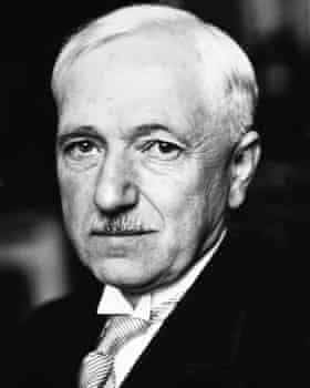 Red Star's founder Jules Rimet, in 1930.