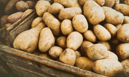 You like potatoes, there are thousands of tons of excess potatoes in circulation.