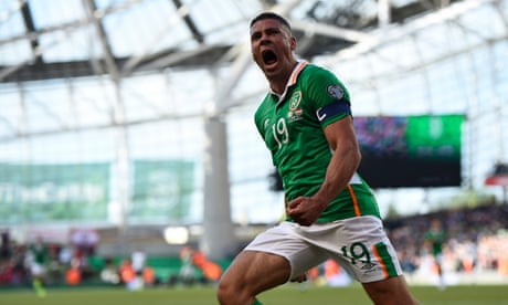 Jon Walters rescues point for Republic of Ireland against Austria