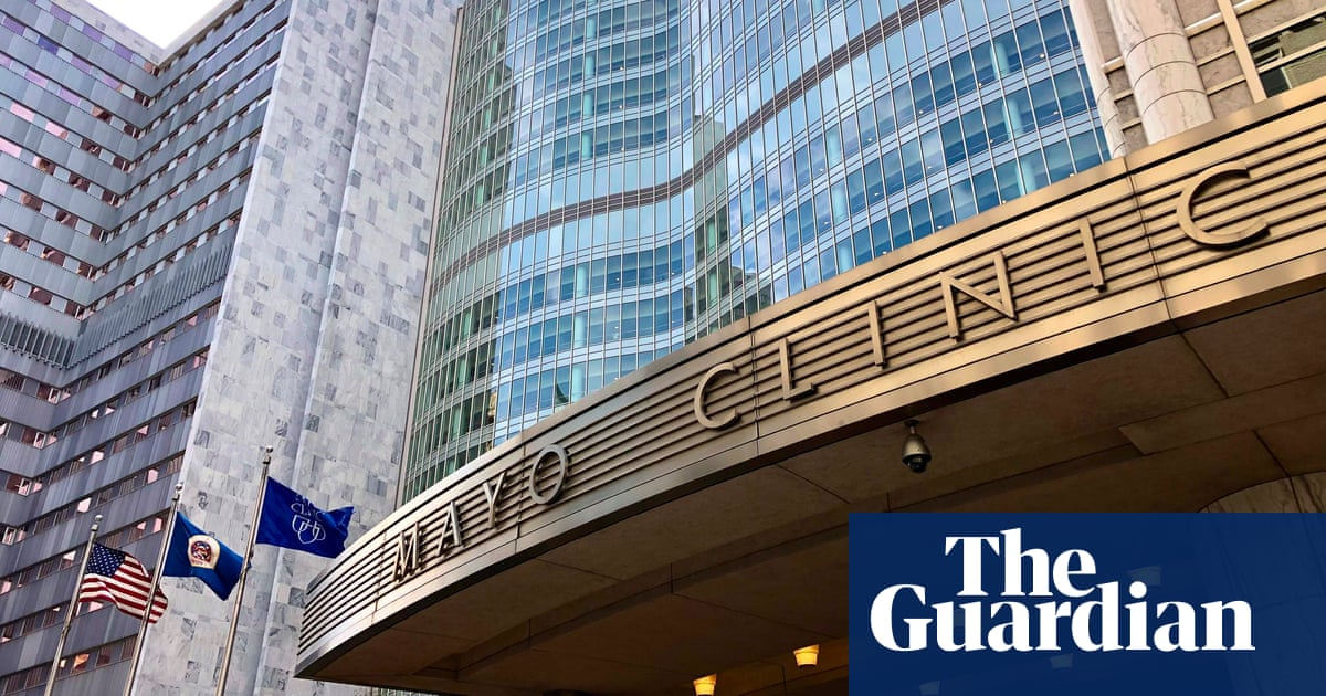 Mayo Clinic: 900 employees at top US hospital catch Covid-19 in two weeks – The Guardian