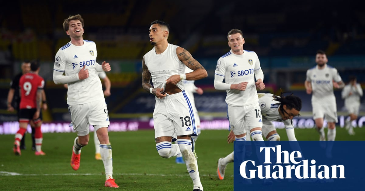 Raphinha magic caps Leeds victory as Hasenhüttl says Southampton gave up