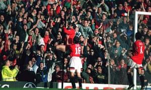 Eric Cantona v Liverpool