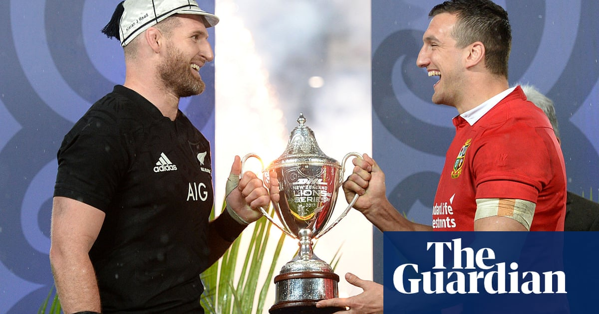 High-jump bromance, race-walk red cards and Lions series deciders