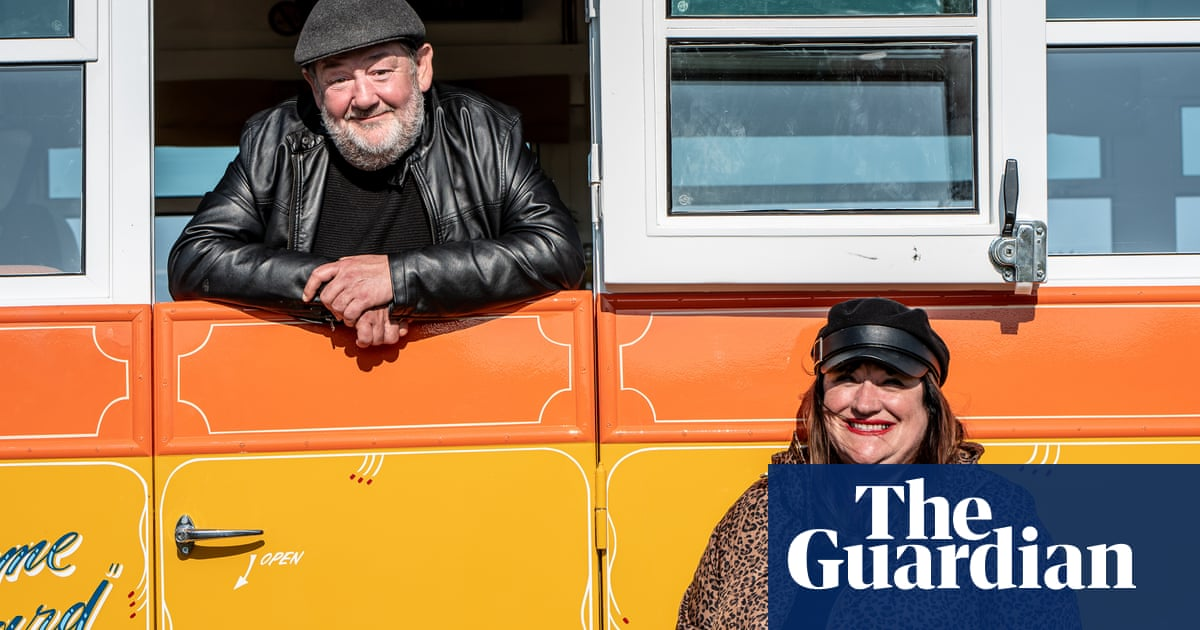 Johnny Vegas: Carry on Glamping – this daft TV quest will drive you round the bend