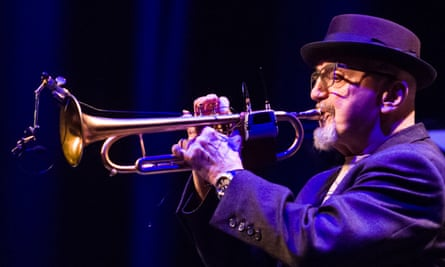 Pioneering … Polish trumpeter Tomasz Stanko.