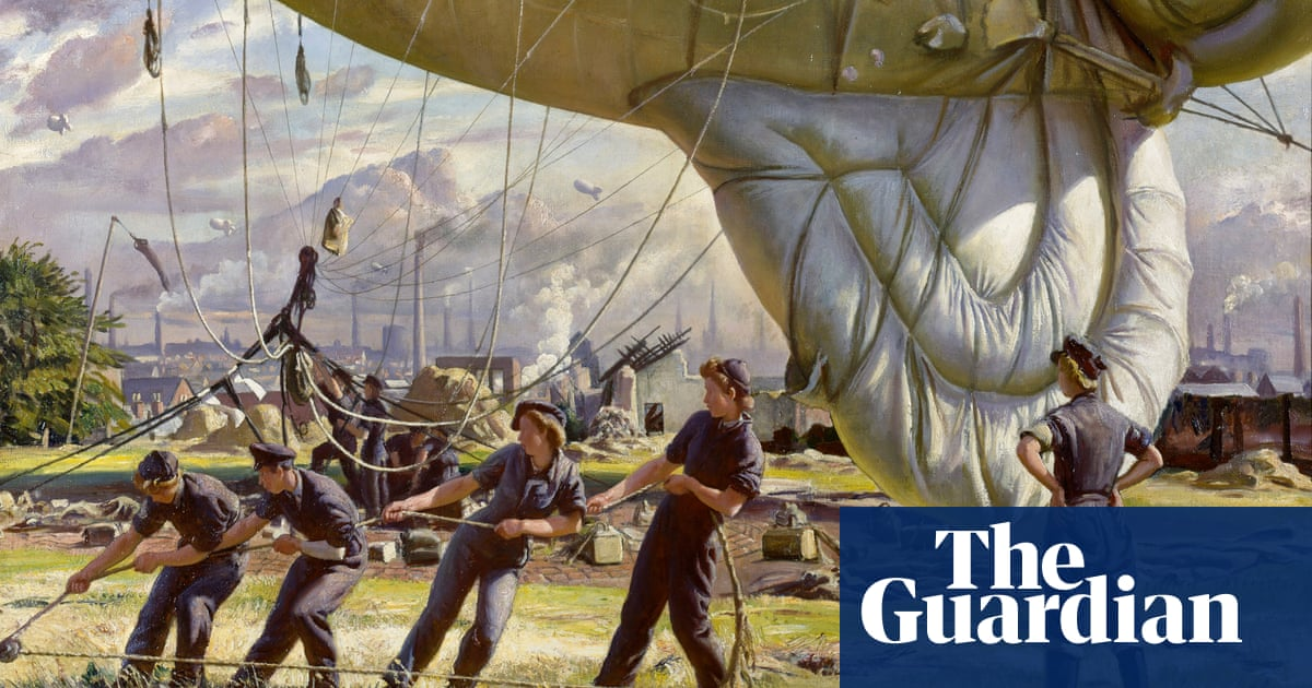 The life less ordinary of artist Laura Knight