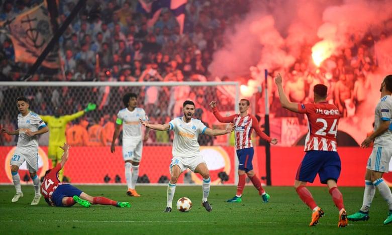 Марсель - Атлетико 0:3. В гостях как дома - изображение 3