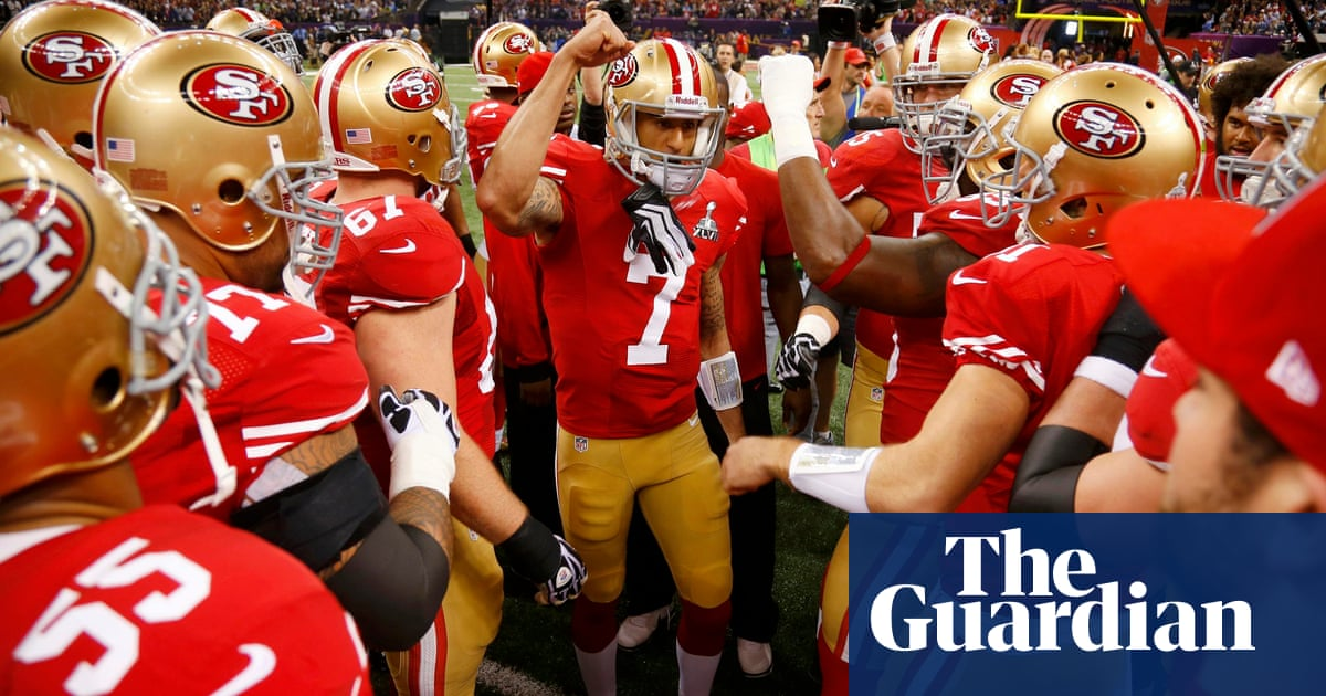 Kaepernick led the 49ers at the 2013 Super Bowl. Dont expect a mention this time