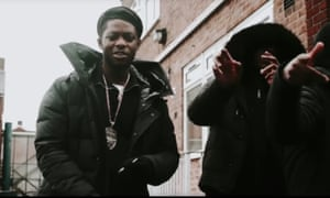 London drill rapper killed in knife attack admitted music's