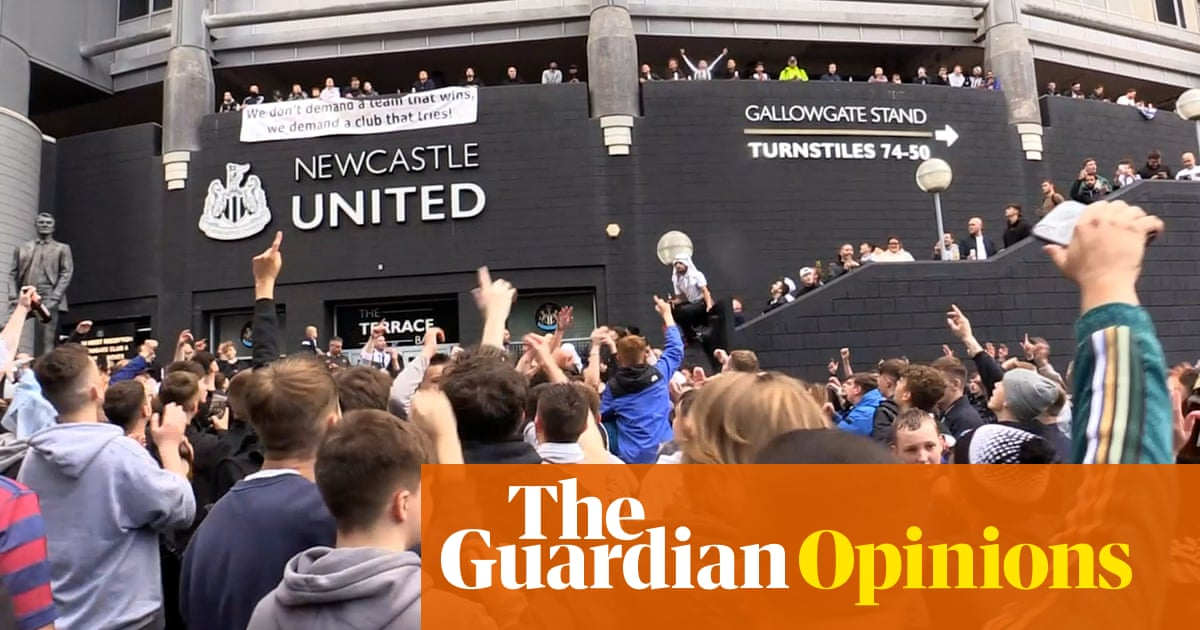 The Saudi takeover of Newcastle United is a symptom of England's political failures