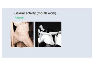 New Sexual Activity 13