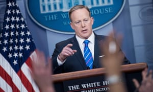 'When press secretary Sean Spicer called an emergency meeting to tighten staffers' lips this past Sunday, news of said meeting leaked immediately.'