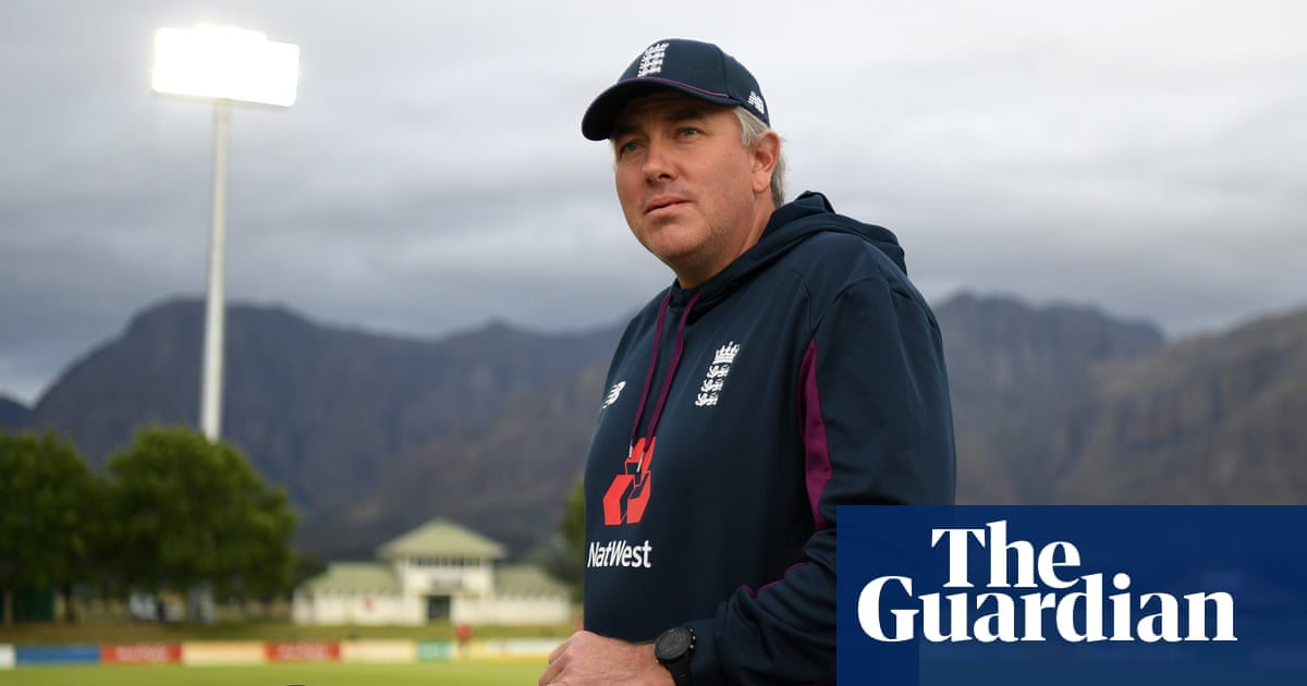 Chris Silverwood says Jos Buttler will be Englands T20 opener in South Africa