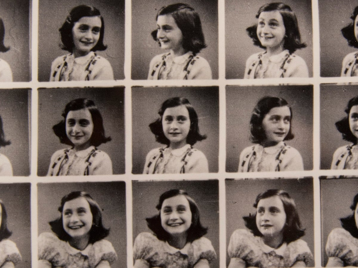 Anne Frank: the real story of the girl behind the diary | Books | The  Guardian