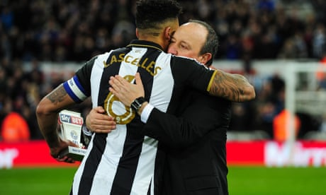 Rafael Benítez to have talks with Mike Ashley before extending Newcastle stay