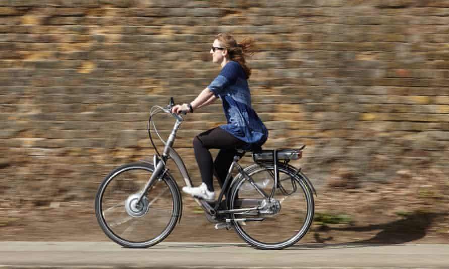 There is a residual feeling among many British cyclists that e-bikes are somehow cheating.