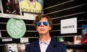'I did geeky things like read books and look in the Captain Beefheart section of the record store': Thurston Moore.