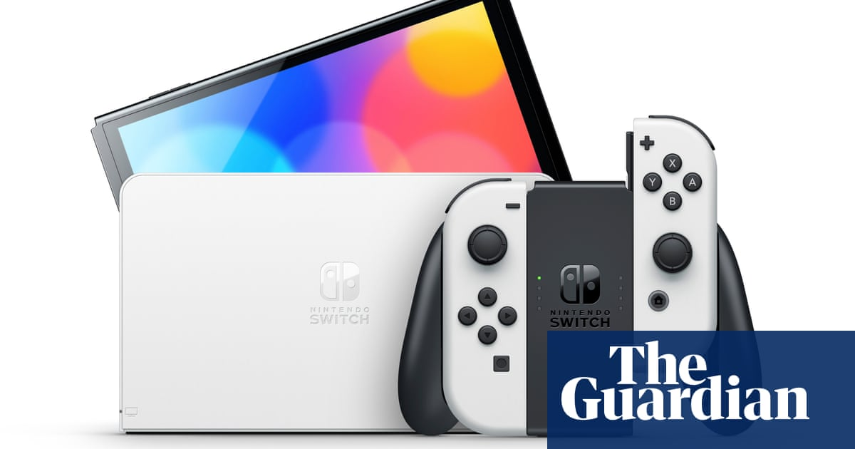 Nintendo Switch OLED review – a luxury upgrade to a brilliant console