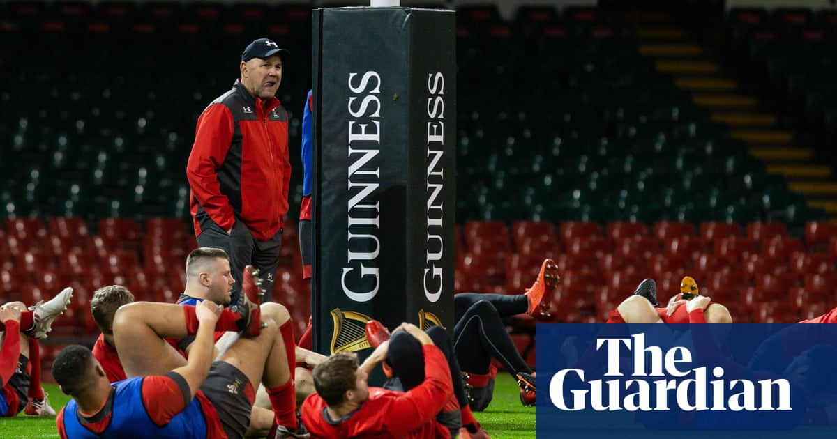 Wayne Pivac placing emphasis on attack for Wales' Six Nations opener