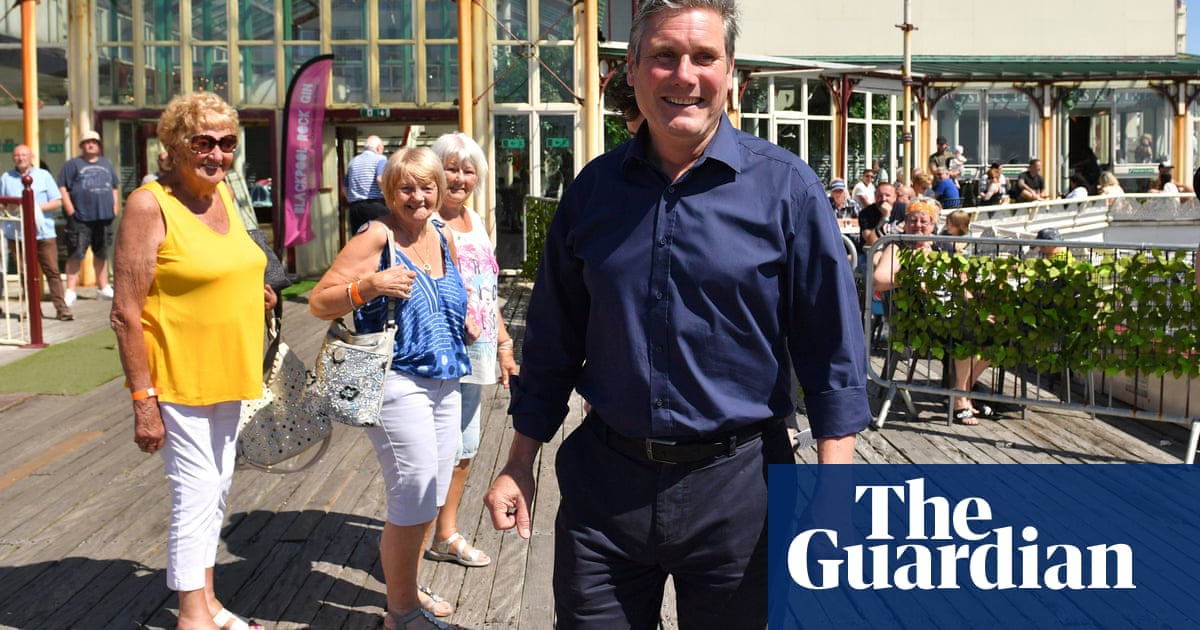 Red Knight by Michael Ashcroft – an unauthorised biography of Keir Starmer
