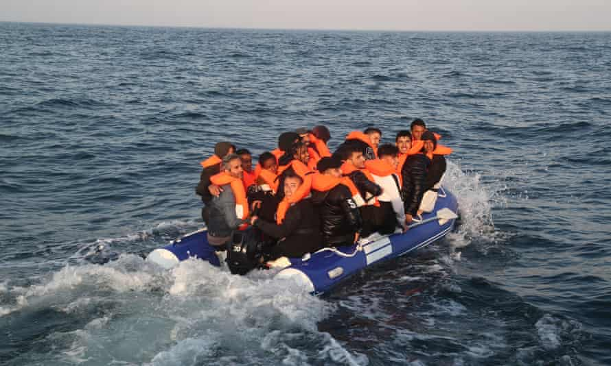 'All the issues that make people cross continents and dangerous waters have intensified in the past five years.'