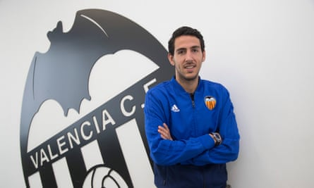 Dani Parejo was tipped for stardom at Real Madrid but was sold to Getafe in 2009 and has been at Valencia since 2011.