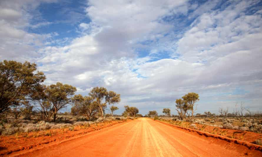 Australia's forbidding bush country is proving fertile terrain for crime writers.