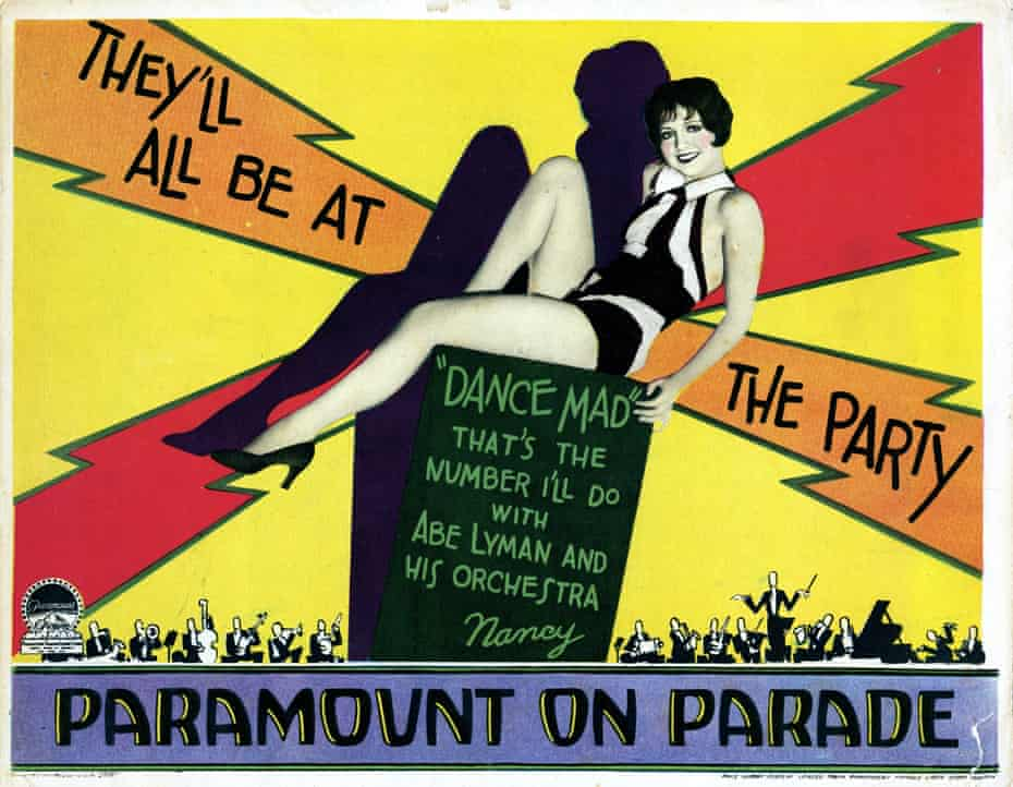 Paramount on Parade came out in 13 different language versions.