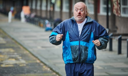 Bill Bailey in In the Long Run