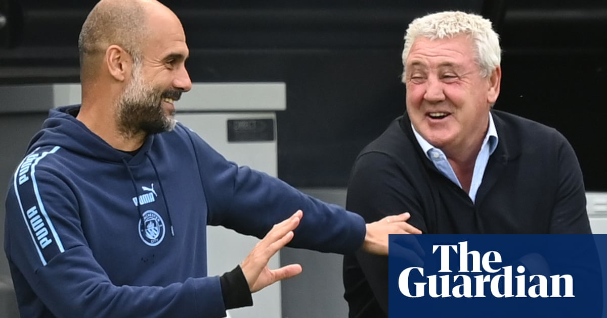 Pep Guardiola sets Manchester Citys sights on two trophies