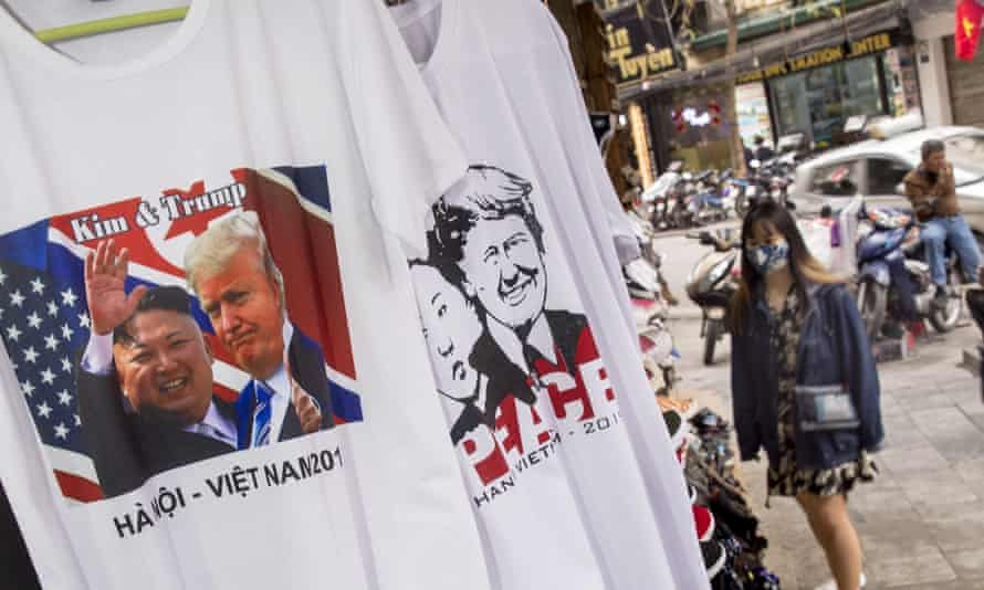 Hanoi's vendors have been doing their best to capitalise on the summit