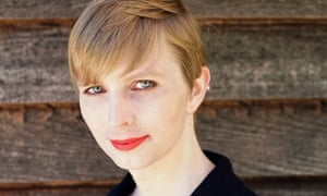 Chelsea Manning posted the photo on Instagram Thursday.