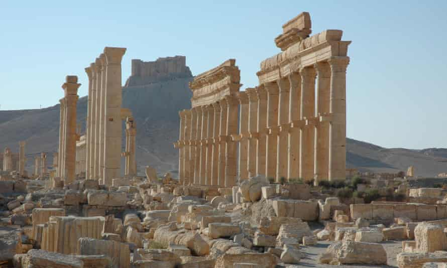 'Look at the threat Islamic State poses to archaeological sites. Now is the time to study what this means'