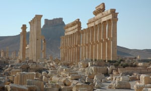 The temple of Bel in Palmyra has been destroyed by Isis