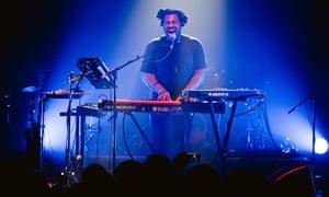 Sampha performs at Electric Brixton in November 2016