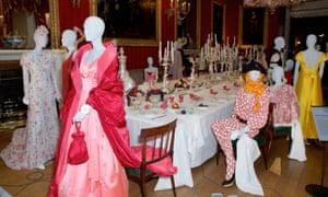 Chatsworth House fashion